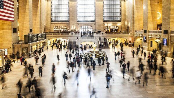 La Terminal Grand Central de Nueva York - Sputnik Mundo