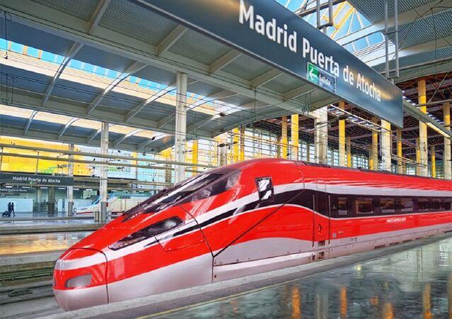 Hitachi y Bombardier se adjudican el contrato para el suministro de 23 trenes Frecciarossa