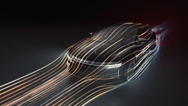 Air, vehículo eléctrico de la marca Lucid - Sputnik Mundo