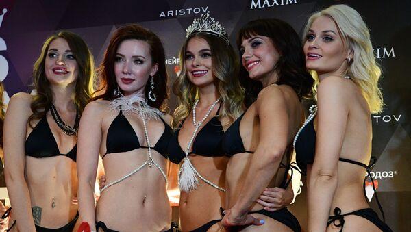 La pandemia no puede detener la belleza: las finalistas de Miss Maxim 2020   - Sputnik Mundo