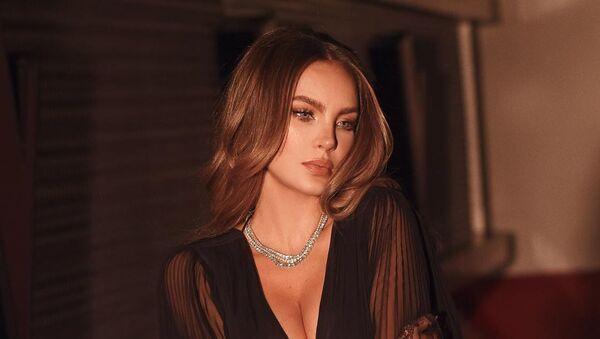 La cantante Belinda - Sputnik Mundo