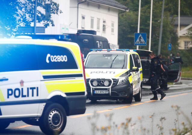 Policía noruega