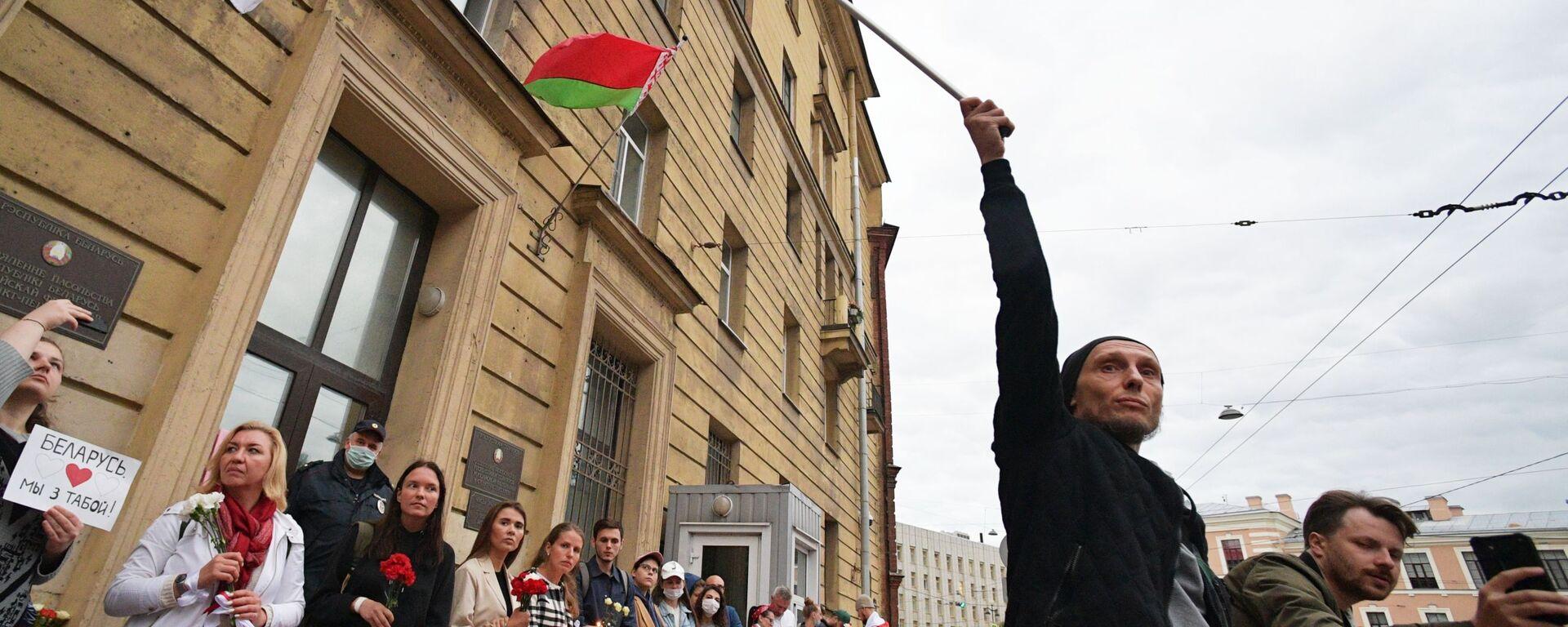 Protestas en Bielorrusia - Sputnik Mundo, 1920, 12.07.2021