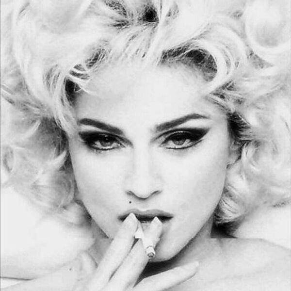 Madonna en sus primeros años de carrera musical - Sputnik Mundo
