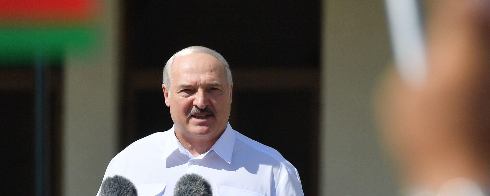 Alexandr Lukashenko. presidente de Bielorrusia - Sputnik Mundo, 1920, 13.07.2021