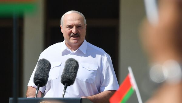 Alexandr Lukashenko. presidente de Bielorrusia - Sputnik Mundo