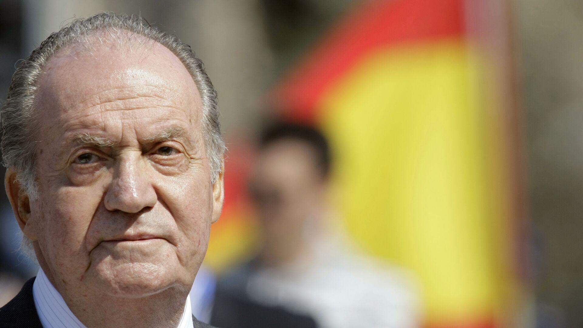 Juan Carlos I, el 29 de marzo de 2012 - Sputnik Mundo, 1920, 22.12.2020