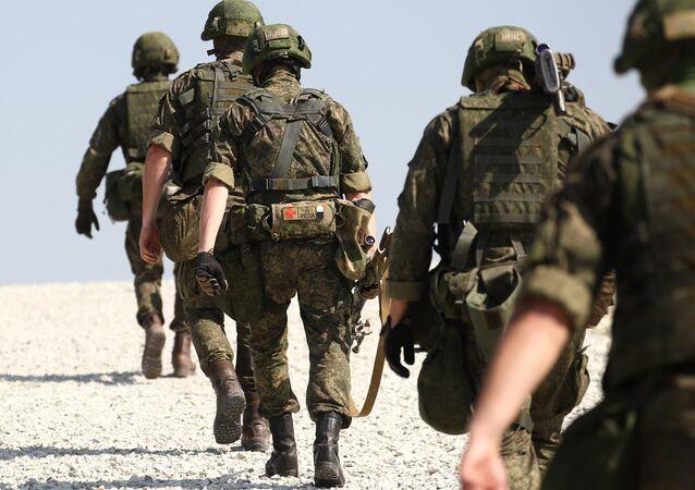 Los Juegos Militares Internacionales Army