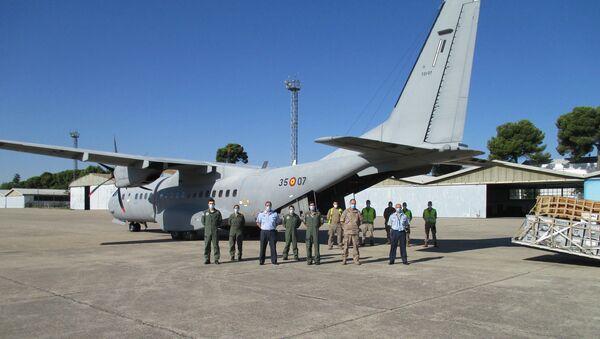 El ministerio de Defensa repatria a 25 militares del destacamento Marfil en Dakar - Sputnik Mundo