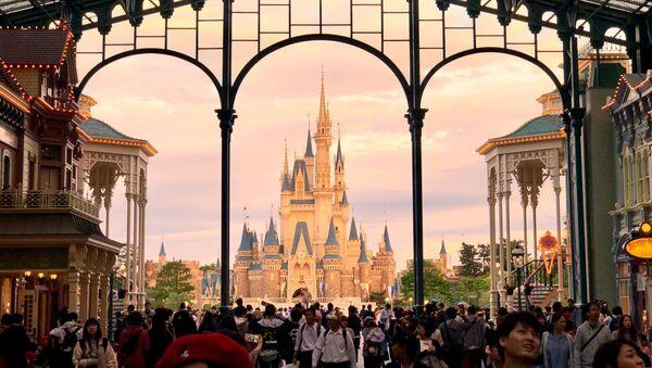 Disneyland, foto de archivo - Sputnik Mundo