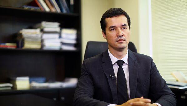 Deltan Dallagnol, procurador brasileño - Sputnik Mundo
