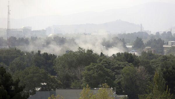 Las consecuencias del lanzamiento de cohetes en Afganistán - Sputnik Mundo