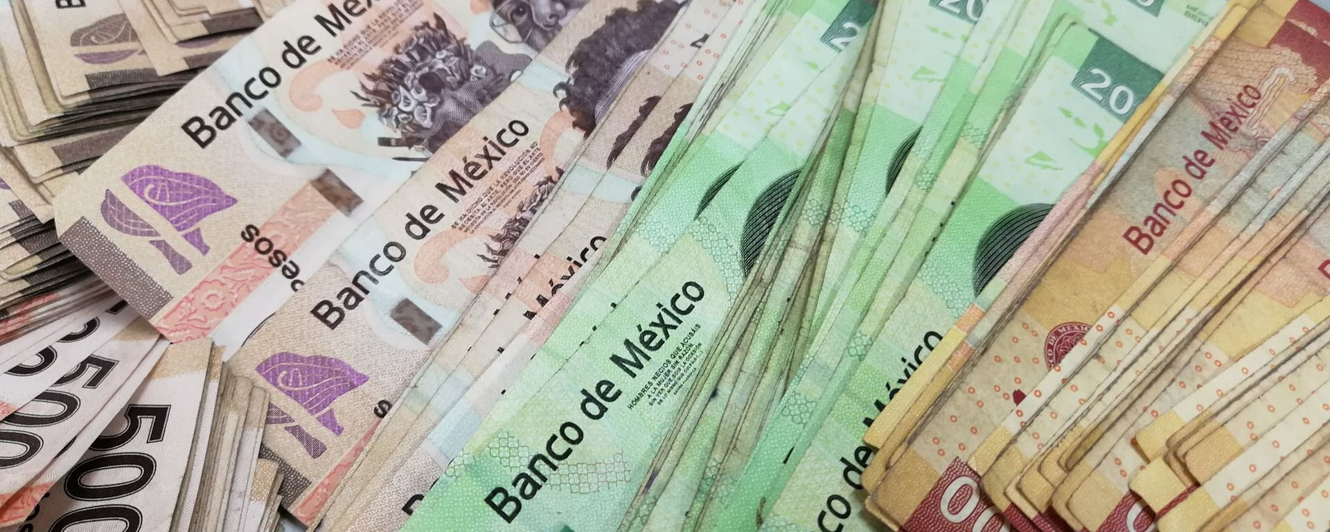 Pesos mexicanos (archivo) - Sputnik Mundo, 1920, 31.03.2021