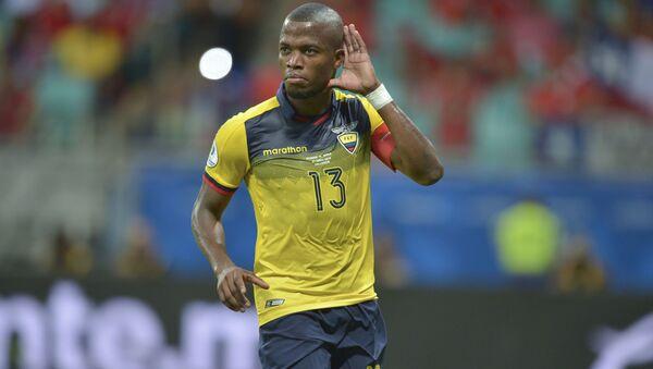 Enner Valencia, futbolista ecuatoriano  - Sputnik Mundo