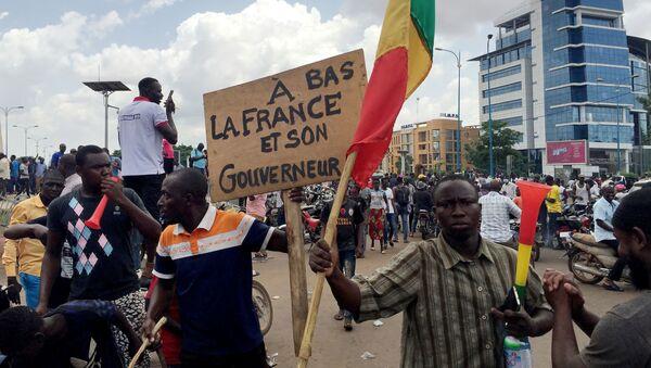 Situación en Malí tras el levantamiento militar  - Sputnik Mundo