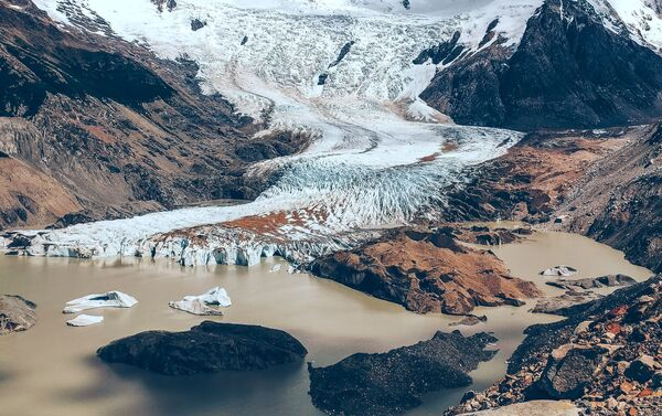 Los paisajes tomados por Olesia en América Latina - Sputnik Mundo