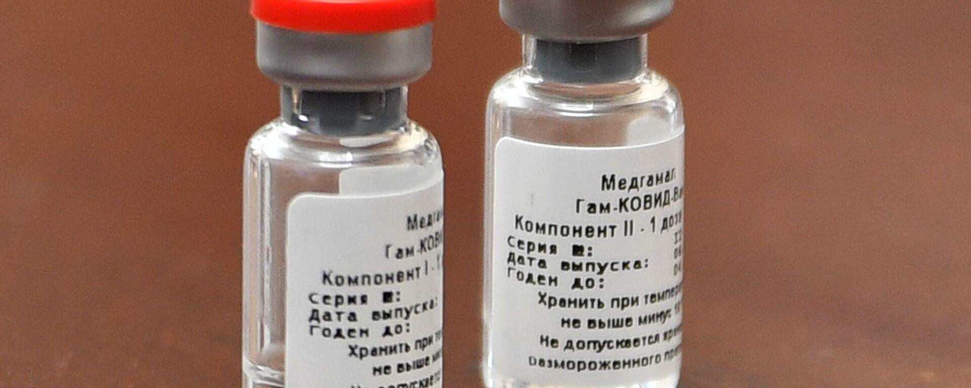 Sputnik V, La vacuna rusa contra el COVID-19 - Sputnik Mundo, 1920, 16.12.2020