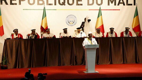 Ibrahim Boubacar Keita, el presidente de Malí - Sputnik Mundo