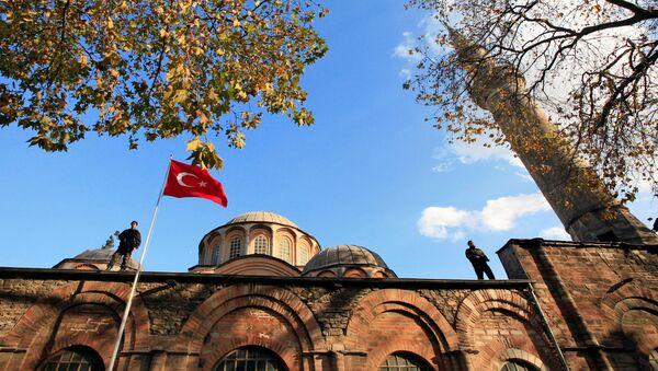 El monasterio de Cora en Estambul - Sputnik Mundo