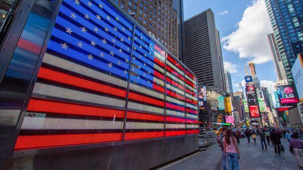 La ciudad de Nueva York, EEUU - Sputnik Mundo