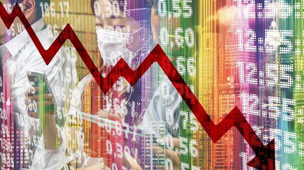 Crisis económica (imagen referencial) - Sputnik Mundo