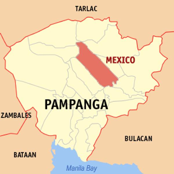 Mapa de Mexico, Filipinas - Sputnik Mundo