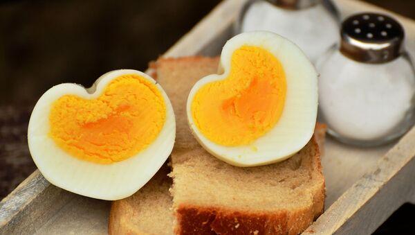 Huevos hervidos - Sputnik Mundo