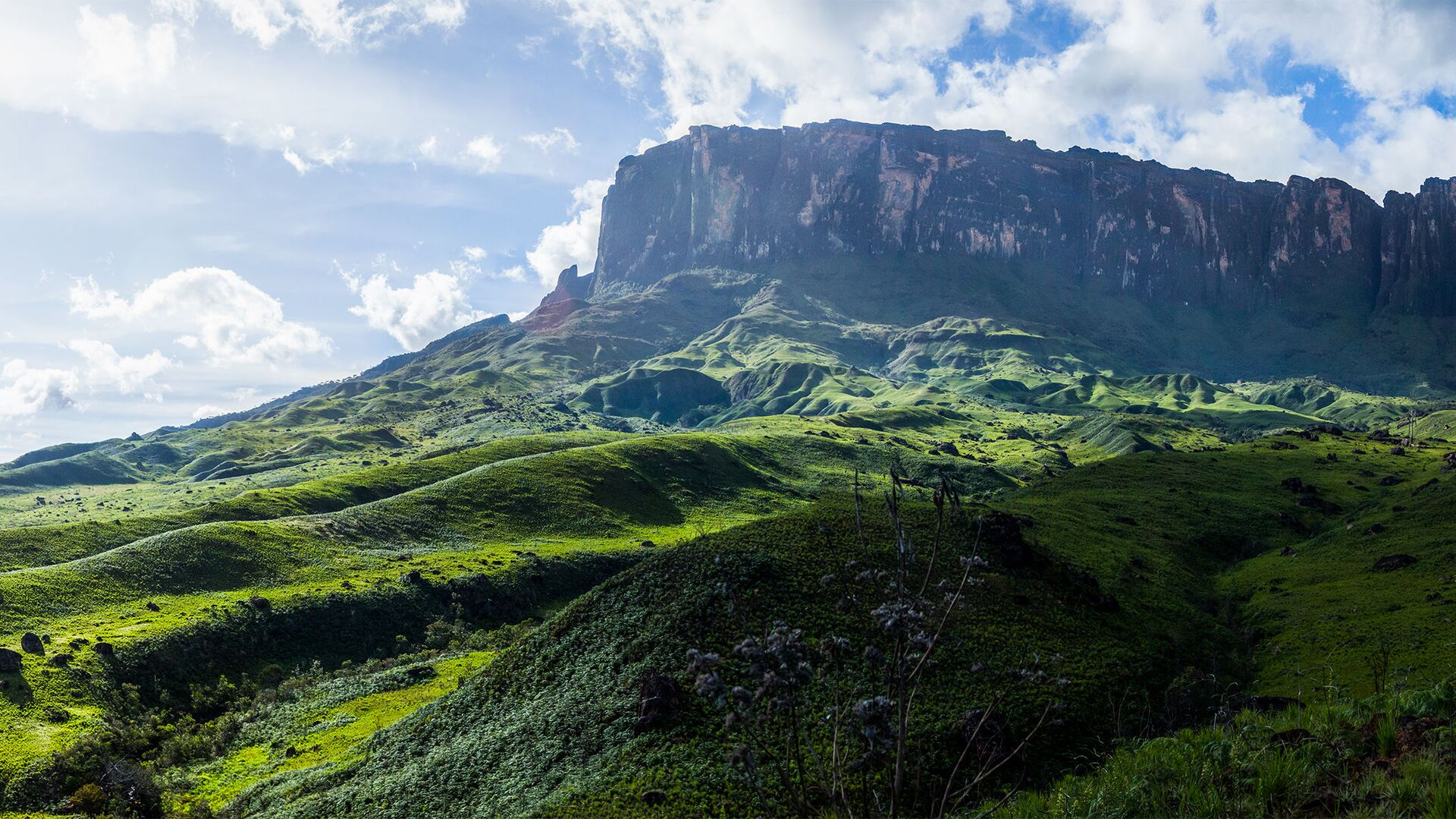 Parque Nacional Canaima (Venezuela) - Sputnik Mundo, 1920, 05.05.2021