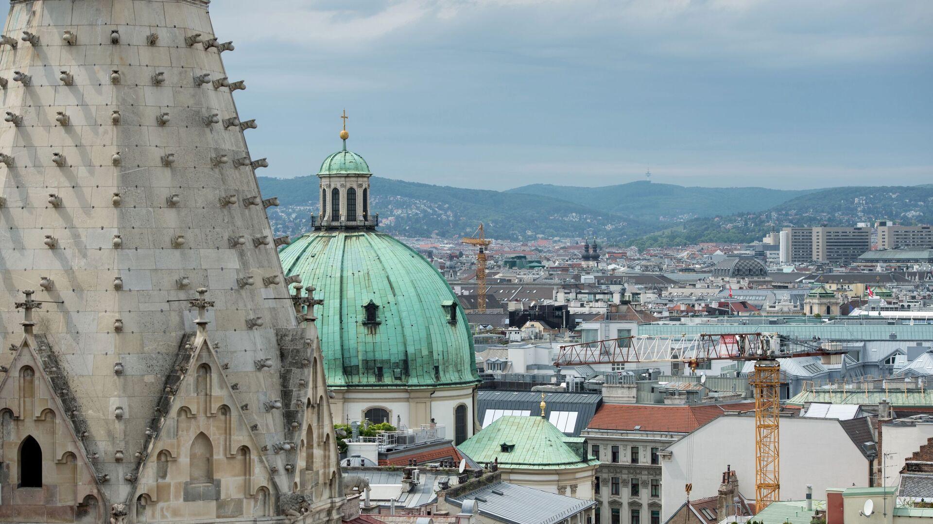 Viena, la capital de Austria (imagen referencial) - Sputnik Mundo, 1920, 19.07.2021