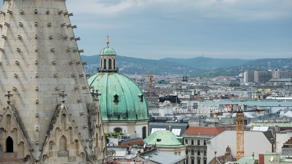 Viena, la capital de Austria (imagen referencial) - Sputnik Mundo