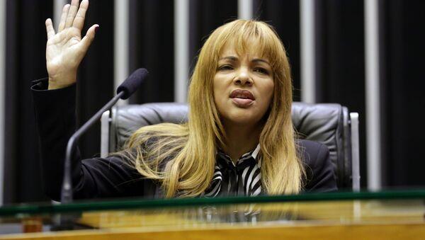 Flordelis Souza, diputada brasileña - Sputnik Mundo