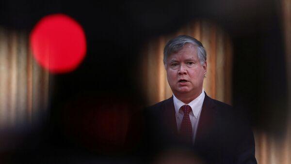 Stephen Biegun,  subsecretario de Estado de EEUU - Sputnik Mundo