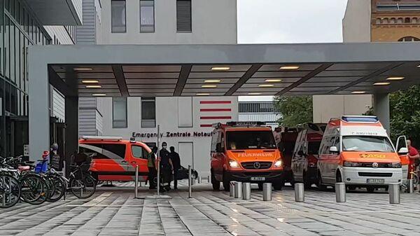 Un hospital en Berlín - Sputnik Mundo