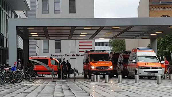 El hospital en Berlín donde el opositor ruso Alexéi Navalni recibe atención médica - Sputnik Mundo