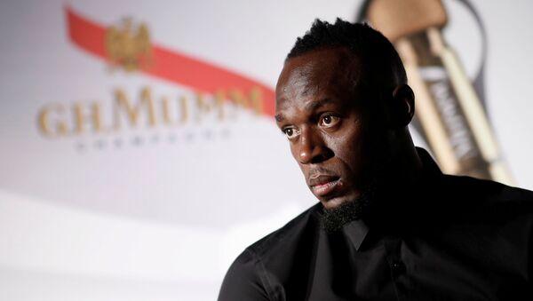 Usain Bolt, exatleta jamaicano - Sputnik Mundo