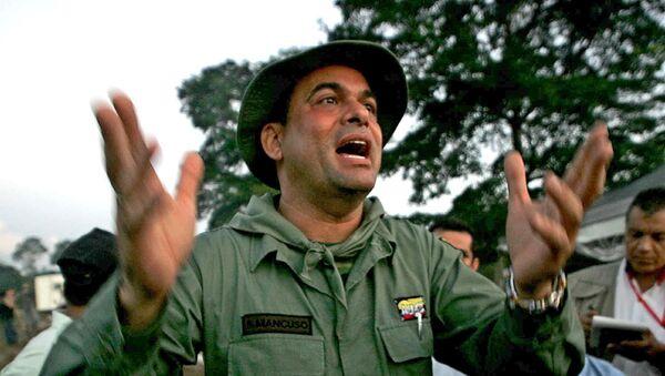 Salvatore Mancuso, exjefe paramilitar colombo-italiano - Sputnik Mundo