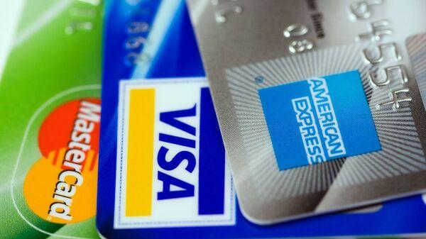 Tarjetas de crédito - Sputnik Mundo