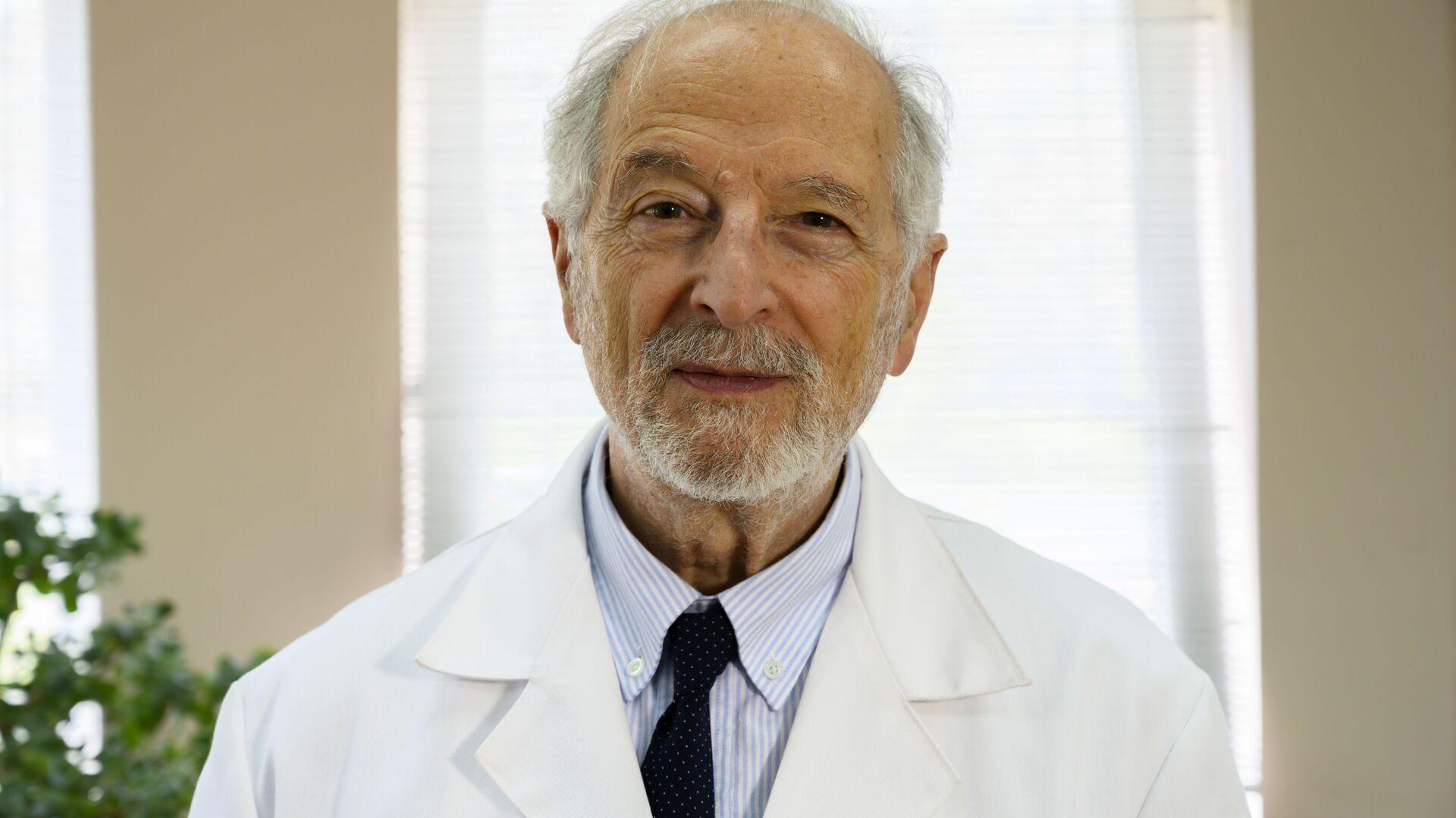 Luis Enjuanes, virólogo español - Sputnik Mundo, 1920, 22.03.2021