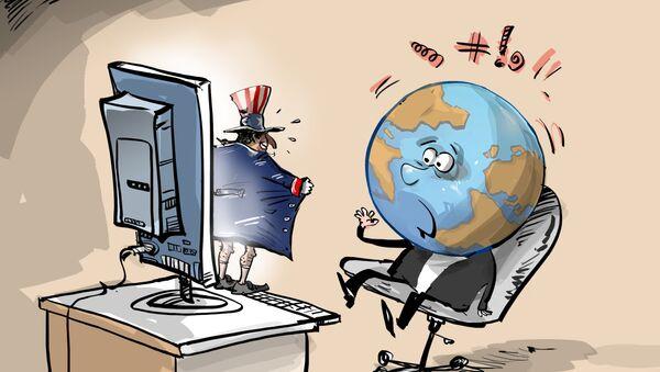 Los trapos sucios de Washington: podría estar detrás de hasta el 75% de los ciberataques - Sputnik Mundo