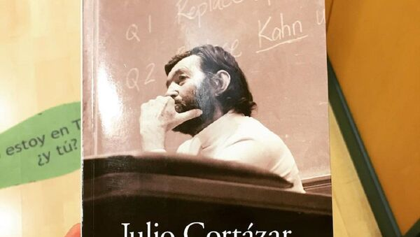Julio Cortázar - Sputnik Mundo