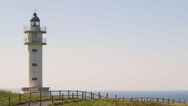 Faro de Ajo en Cantabria - Sputnik Mundo