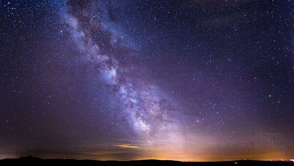 Vía Láctea - Sputnik Mundo