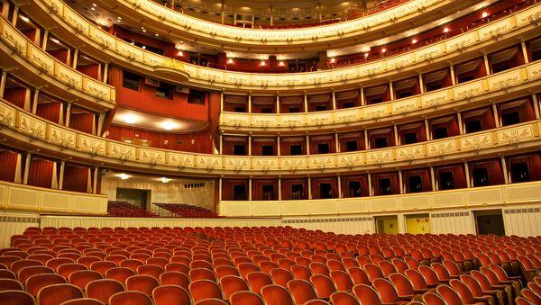 La sala de la Ópera de Veina - Sputnik Mundo