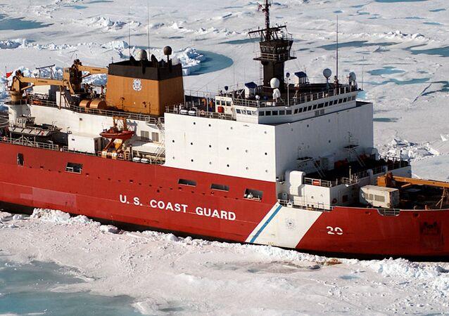 El rompehielos Healy de la Guardia Costera de EEUU (archivo)