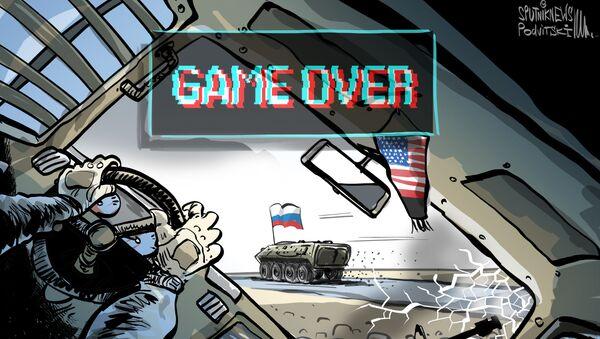 ¡Fin de la carrera! EEUU ya no puede adelantarse a los rusos en Siria - Sputnik Mundo