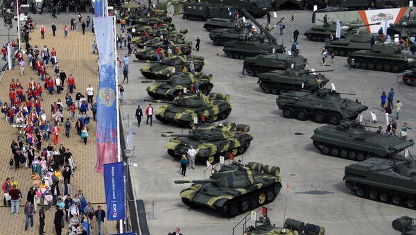 El foro Army 2020 - Sputnik Mundo