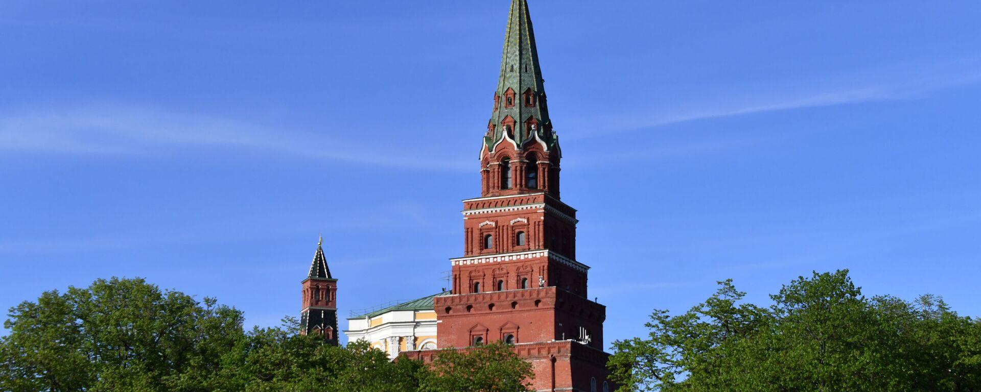 El Kremlin de Moscú, Rusia - Sputnik Mundo, 1920, 29.07.2021