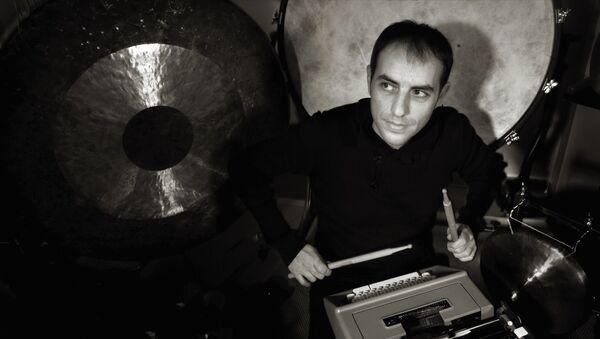 El percusionista madrileño Alfredo Anaya - Sputnik Mundo