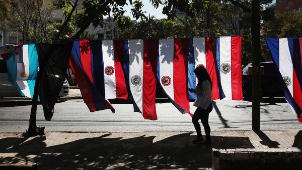 Asunción, la capital de Paraguay - Sputnik Mundo