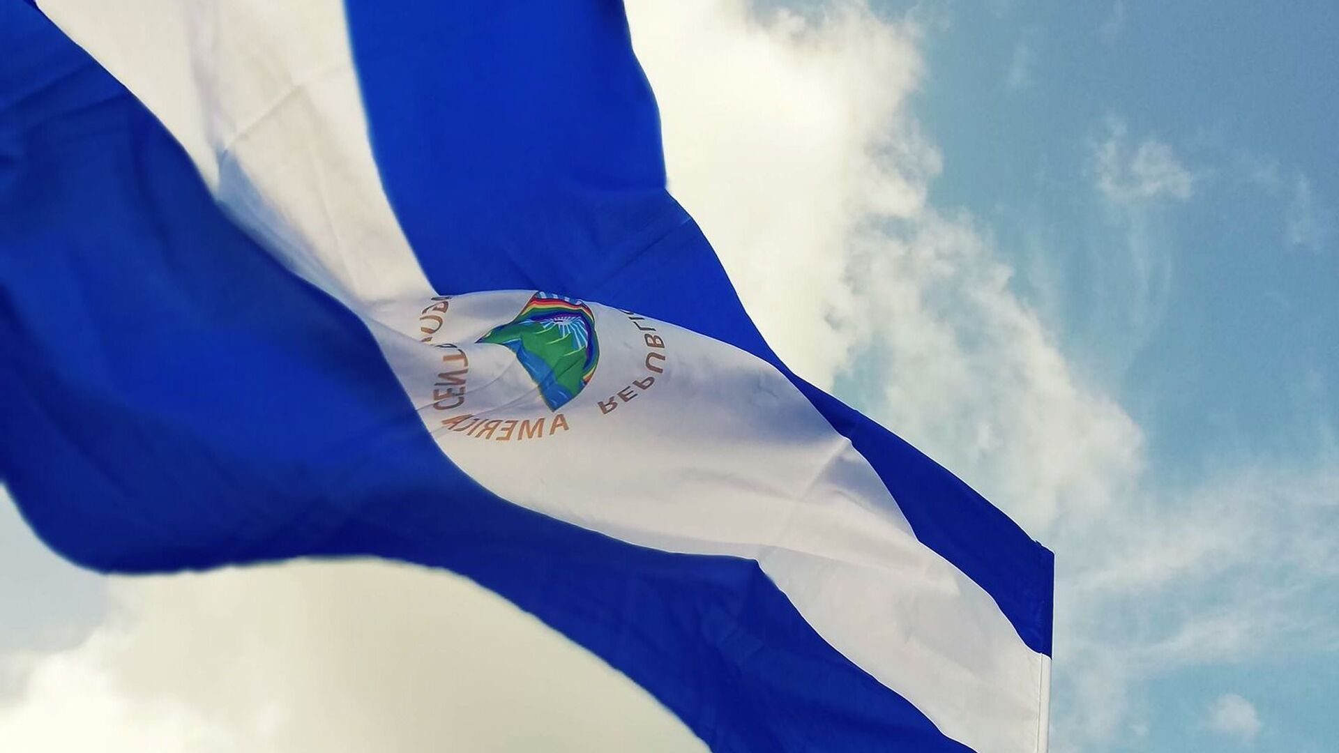 Bandera de Nicaragua - Sputnik Mundo, 1920, 14.04.2021
